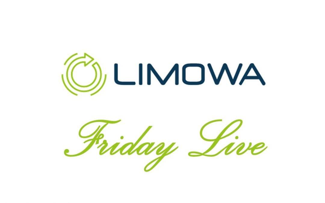 LIMOWA Friday Live -webinaari 24.4. klo 14, Verkkokauppaa myymälästä – noutopisteeseen, tai kotiin saakka